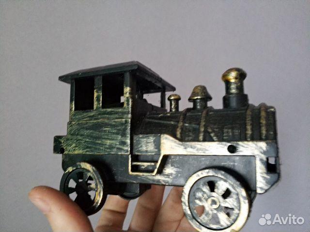 Игрушка паровозик