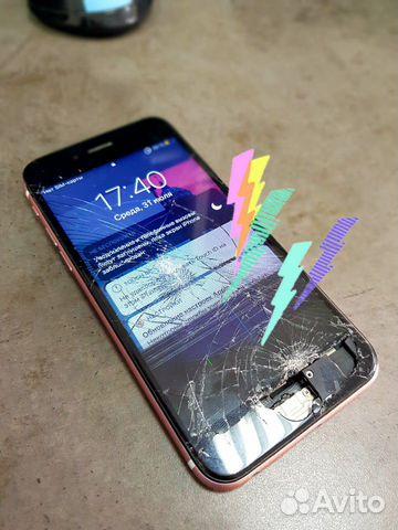 замена стекла айфон 6 s тюмень