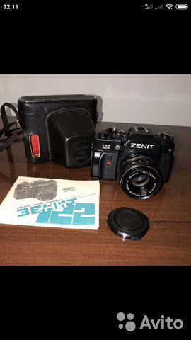 Фотоаппарат Зенит 122  89780487360 купить 1
