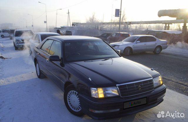 Toyota Crown, 1997  89113608557 купить 1