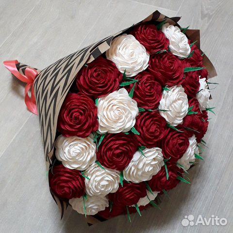 Букет роз ручной работы 89519989628 купить 1