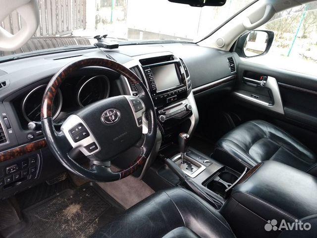 Toyota Land Cruiser, 2012 89190019485 купить 10