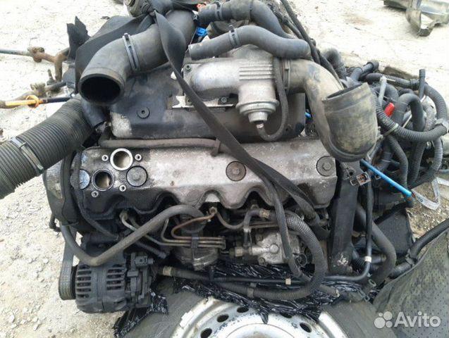 89270165946  Двигатель Volkswagen Transporter T4 2.5 ACV 1996