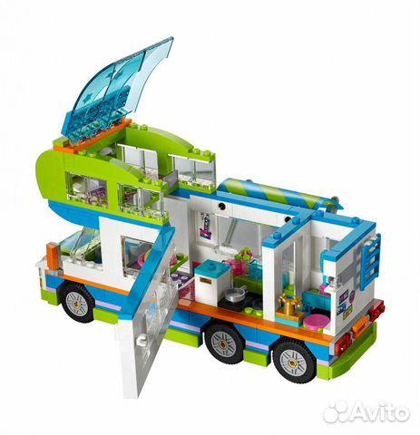 84942303606 Лего 10858 Дом на колесах
