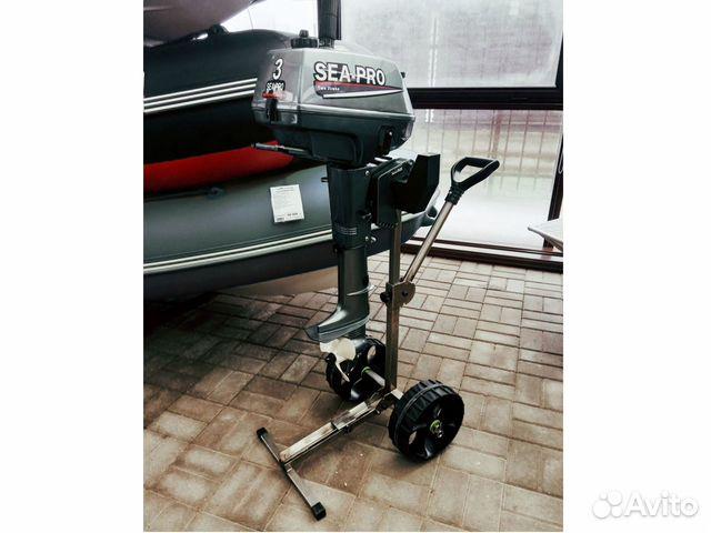 Лодочный мотор SEA-PRO T3S 89211410500 купить 2