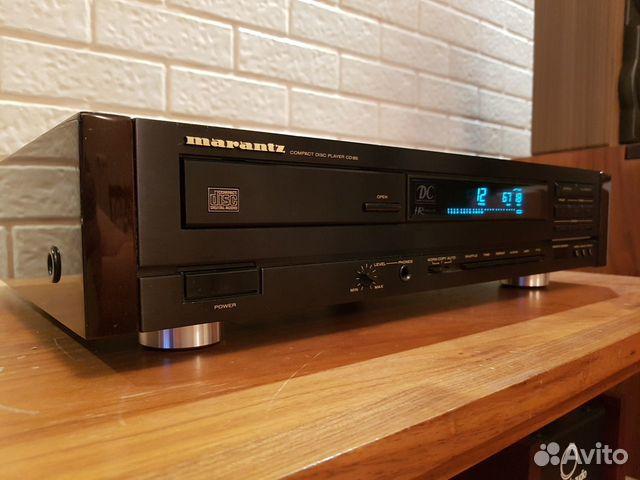 Marantz CD-85 как топовый Marantz CD-94 mk II