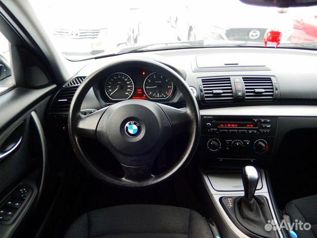 BMW 1-serie, 2010