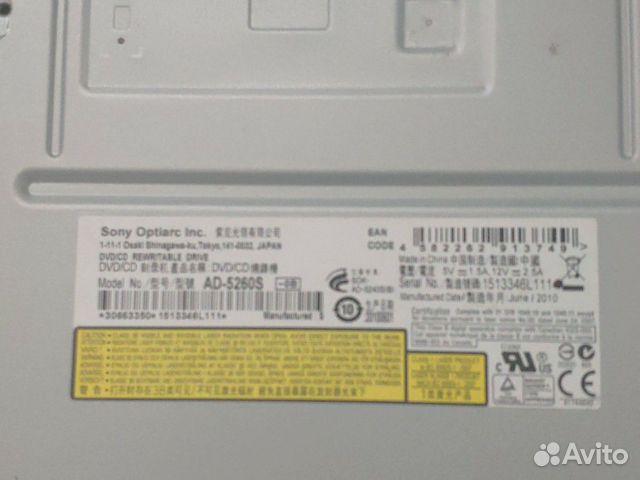 Двд,сд привод к пк Sony AD-5260S  купить 2
