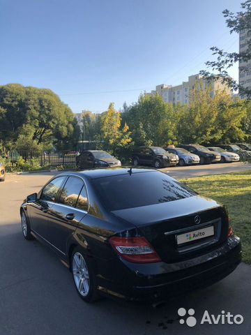 Mercedes-Benz C-класс, 2010 89326662704 купить 5