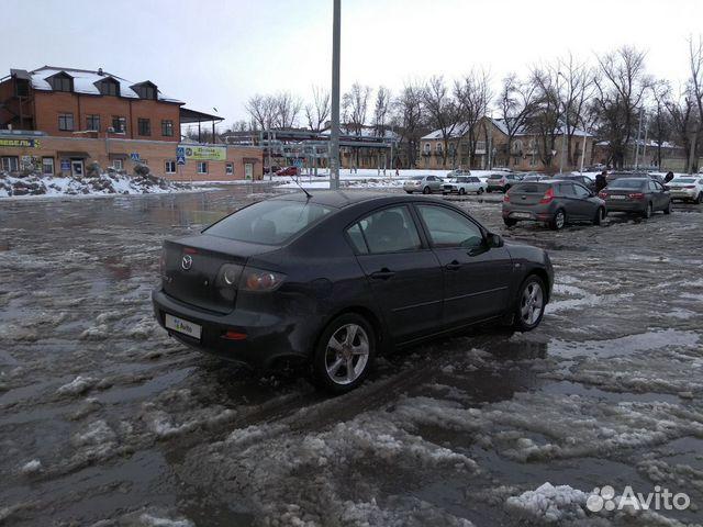 Mazda 3, 2006 89584712217 купить 5