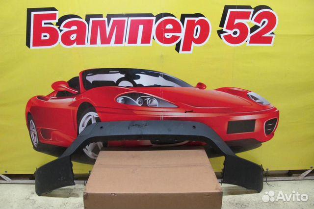 89524408730 BMW X3 F25 2010) Спойлер переднего бампера