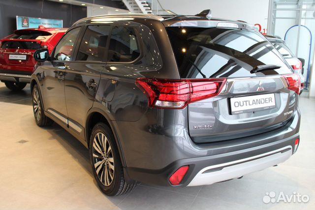 Mitsubishi Outlander, 2019 купить 4