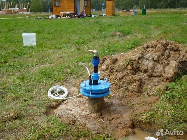 Бурение скважин на воду в Чамзинском районе купить 3
