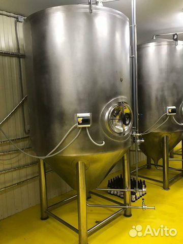 Цилиндро-конические танки цкт для пива,форфасы