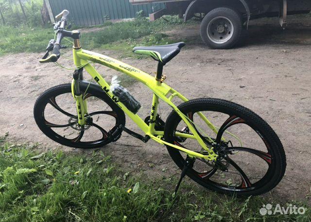 Велосипед Bmw Артикул: 723as  89229288399 купить 2