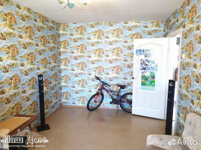 3-к квартира, 72.5 м², 3/4 эт.