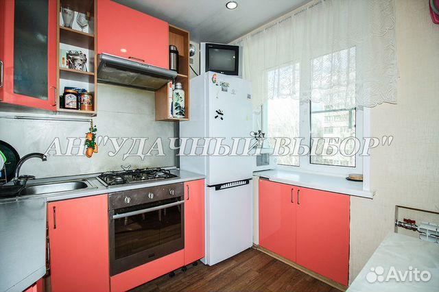 3-к квартира, 61.9 м², 5/5 эт. 89046550519 купить 9