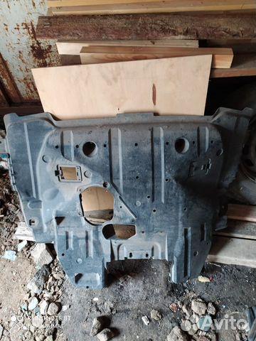 Защита двигателя Subaru Forester купить 1