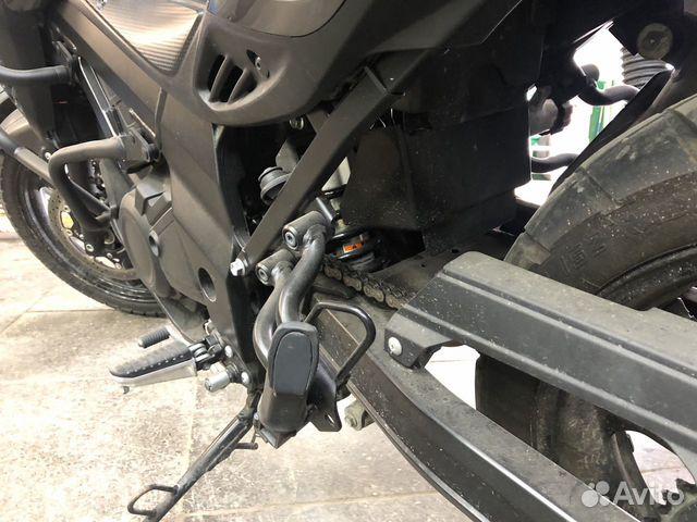 Продам мотоцикл Suzuki V-Strom 650 купить 6