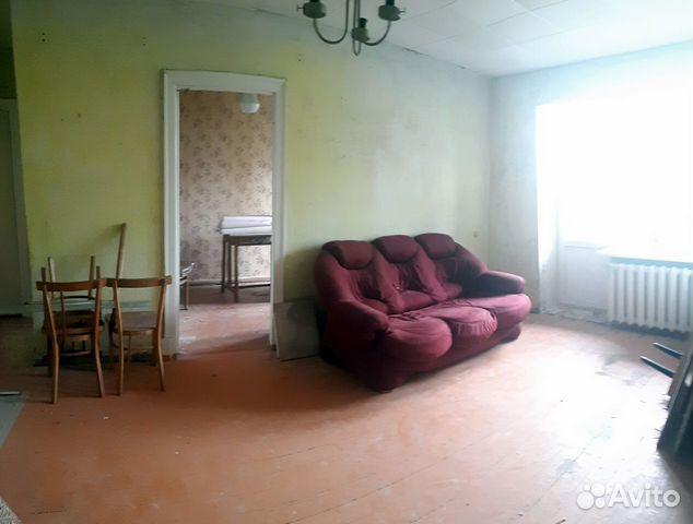 3-rums-lägenhet, 56.8 m2, 4/5 golvet.