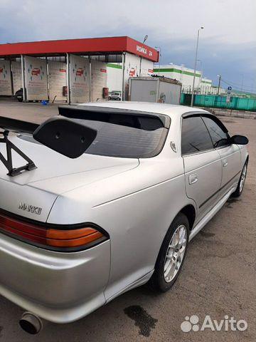 Toyota Mark II, 1993 купить 4