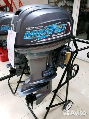 Мотор mikatsu M50FES дистаниция купить 1