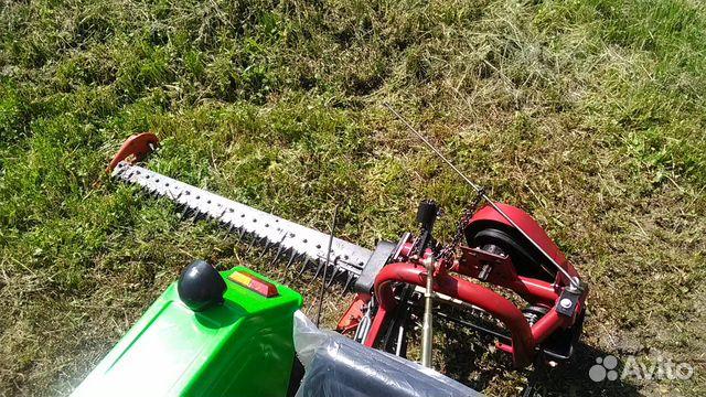 Требуемая мощность трактора: 18 - 50 Ширина захва
