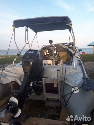 Продам лодку - катамаран флагман 460К 89842902991 купить 4