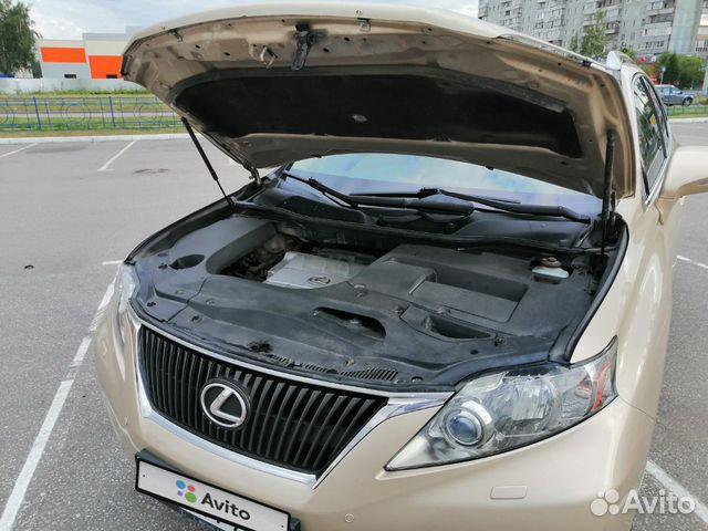 Lexus RX, 2010 89131506622 купить 2