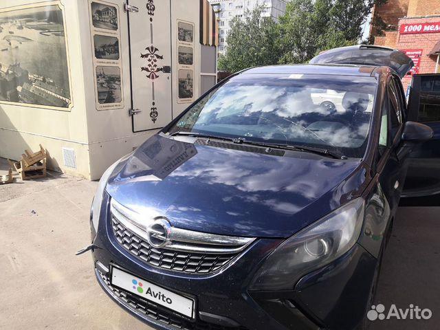 Opel Zafira, 2012 купить 3