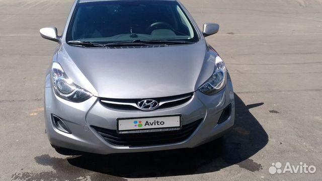 Hyundai Elantra, 2012 89068198337 купить 2