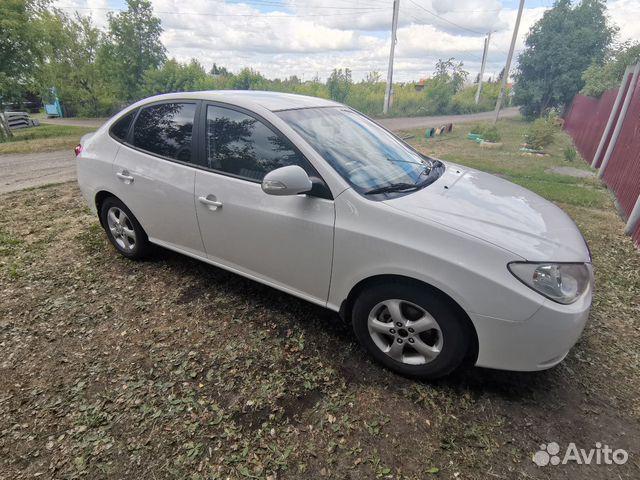 Hyundai Elantra, 2010 89091720561 купить 6