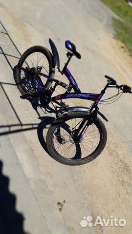 Велосипед Скоростной MaxPro в идеальном состоянии