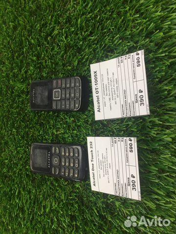 Телефон Alcatel (пр103)