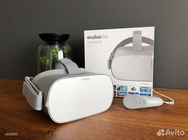 Oculus Go 32 89616905222 купить 1