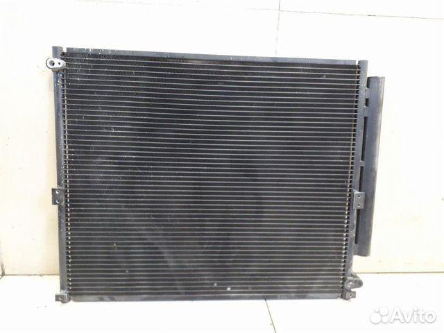 Радиатор кондиционера (конденсер)  купить 1
