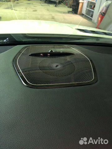 Накладки динамиков Mercedes GL,ML  купить 2