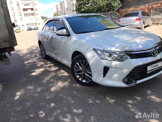 Toyota Camry, 2015  89612452015 купить 1