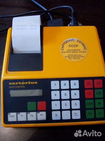 Аренда, Весы Лабораторные Sartorius  89622666686 купить 3