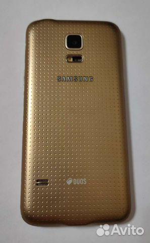 Телефон Samsung Galaxy S5 mini+зарядка  89003636110 купить 2