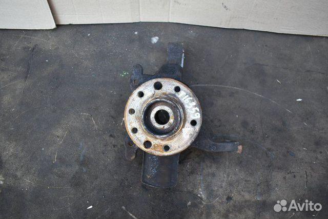 89307139175  Кулак поворотный передний левый Opel Zafira B 2005
