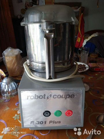 Кухонный комбайн Robot Coupe r301 плюс