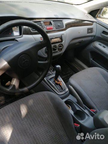 Mitsubishi Lancer, 2002  89062319629 купить 10