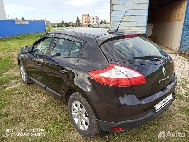 Renault Megane, 2011  89051883062 купить 4