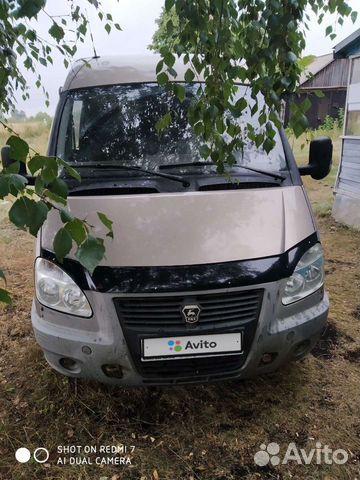 ГАЗ Соболь 2752, 2011  89066576698 купить 1