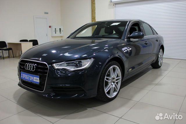 Audi A6, 2012  89828708454 купить 2