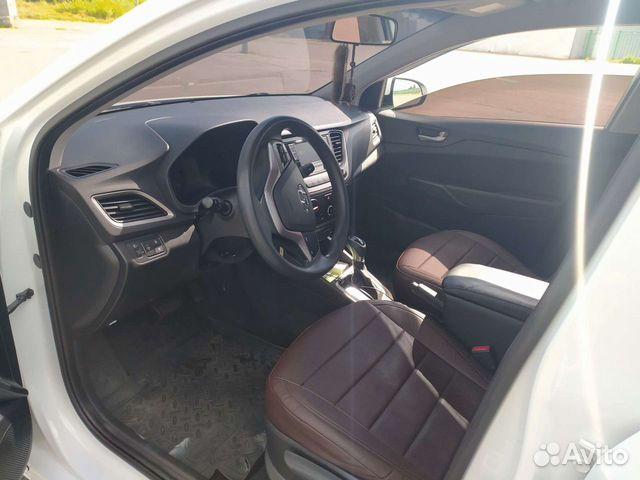 Hyundai Solaris, 2017  89605376769 купить 9