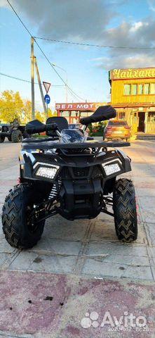 Квадроцикл motoland wild track X 2020 Липецк  89803403030 купить 1