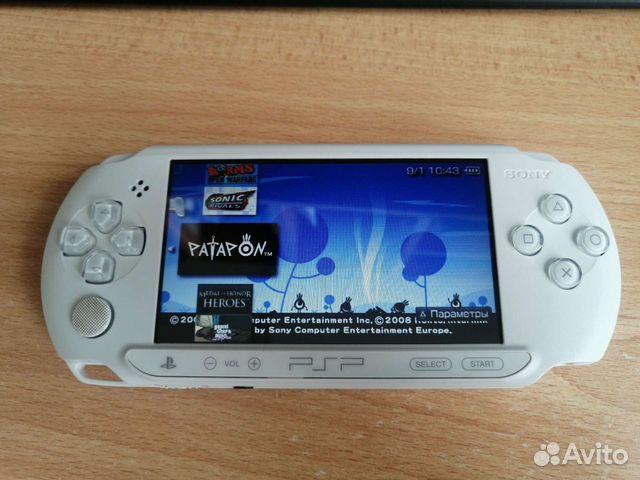 Sony PSP 10 игр на ней  89090439393 купить 8