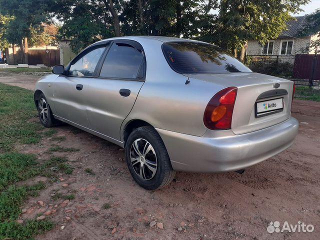 Chevrolet Lanos, 2005  89155990056 купить 4